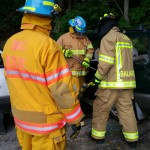 Extrication Drill Dec. 2015