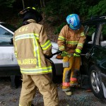 Rescue and Extrication drills, August 2015