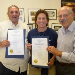 SVAS Volunteers receive citation from Governor Malloy