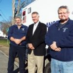 SVAS delivers its old ambulance to an area of the country in need of one! More: http://tricornernews.com/node/53493